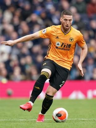 Matt Doherty of Wolverhampton Wanderers.
