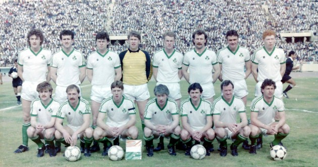 When a League of Ireland side travelled to a 'war zone' for a game against Iraq