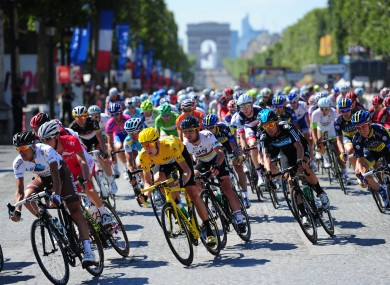 French President Emmanuel Macron has cancelled all public events through mid-July, likely postponing the Tour de France.
