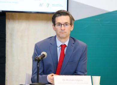 Dr Ronan Glynn, Deputy Chief Medical Officer