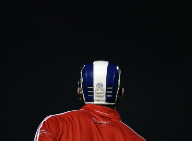 A file photo of a Mycro helmet.