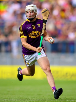 Wexford hurler Rory O'Connor is one confirmed entrant.