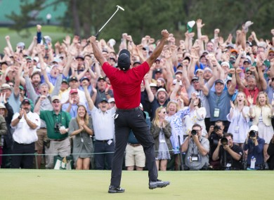 November reign: could Tiger do it again at Augusta?