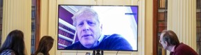Boris Johnson moved to intensive care unit as Covid-19 symptoms worsen