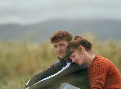 Main characters Connell (Paul Mescal) and Marianne (Daisy Edgar-Jones).