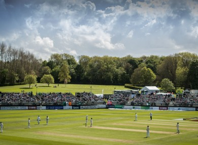 Cricket Ireland want to bring World Cup matches to this country.