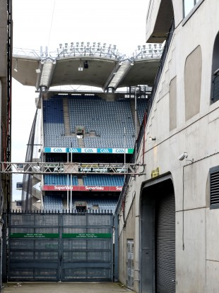 Croke Park may see some intercounty action later this year, according to An Taoiseach.