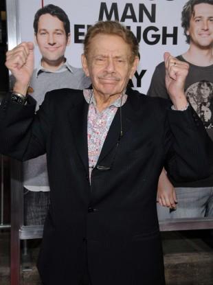 Jerry Stiller in 2009.