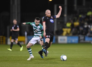 Dundalk and Shamrock Rovers are two of the clubs who are partaking in the tournament.