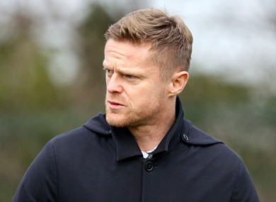 Damien Duff left his coaching role at Shamrock Rovers for a new gig at Celtic in January 2019.