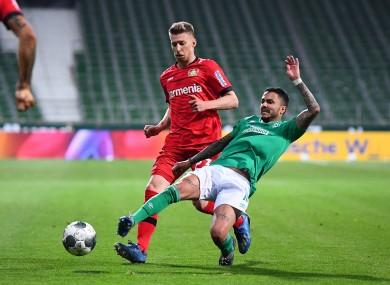 The Bundesliga resumed last weekend.