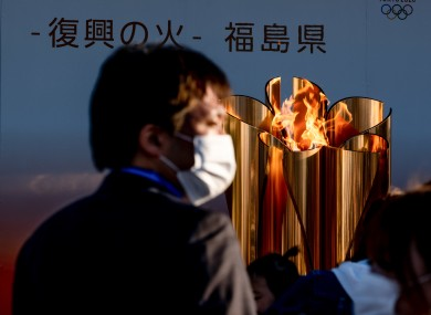 The flame remains alight despite the year-long setback.