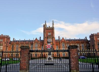 Queen's University Belfast.