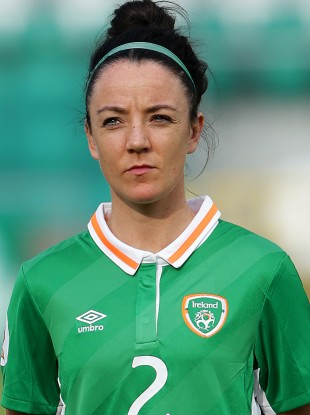 Sophie Perry has won 46 caps for Ireland.