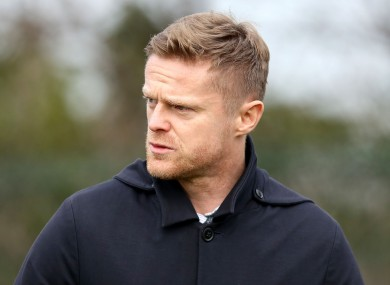 Duff joined Celtic's coaching staff in January 2019.