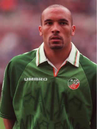Curtis Fleming earned 10 Ireland caps over the course of his career.