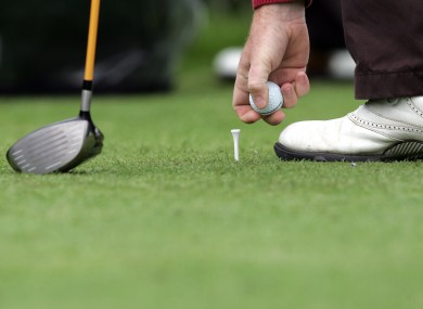 Further restrictions are being eased for golf clubs in Ireland.