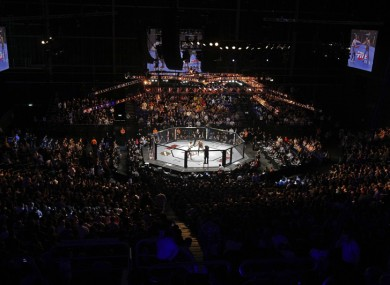 The UFC was scheduled to return to the 3Arena on 15 August, but the event will no longer take place.