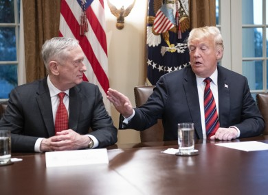 Until now, Jim Mattis had been unwilling to criticise his former boss.