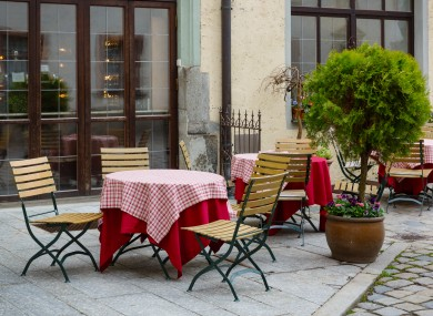 Restaurant Street Tables To Be Trialled As Part Of Limerick Council S Recovery Plans