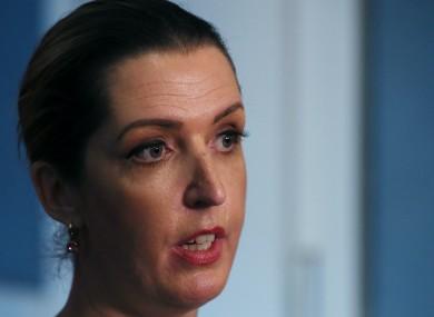 CervicalCheck campaigner Vicky Phelan.