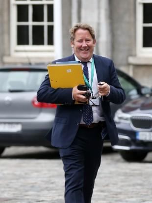 Minister Darragh O'Brien