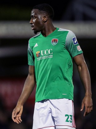 Joseph Olowu will be back in a Cork City shirt when the 2020 season resumes.
