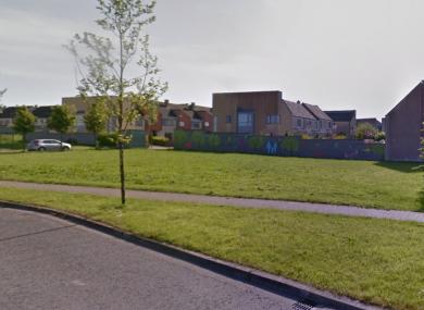 Grange Crescent, in Mullingar.
