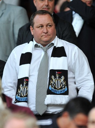 Mike Ashley still owns Newcastle after today's news that the Saudi deal has collapsed.