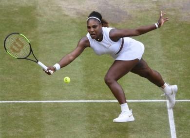 Serena Williams [file photo].