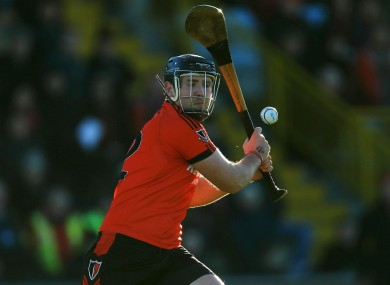 File photo: Oulart's Peter Murphy in 2016.
