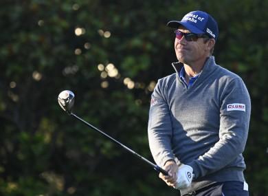 Harrington: 2008 winner won't play at next week's PGA Championship.