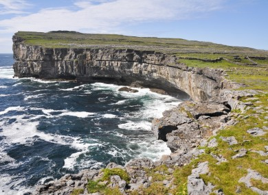 Admission fees for Dún Aonghasa will be waved for the rest of the year.