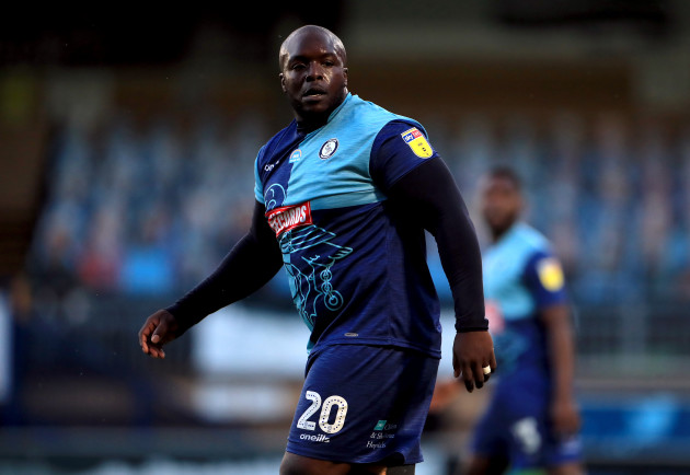 FA to investigate after Wycombe striker claims he was abused