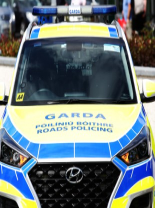 Gardaí are investigating the incident.