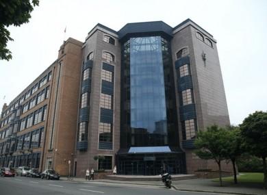 Nama building in Dublin.
