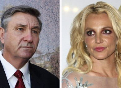 Pop star Britney Spears is fighting the measure against her father James in court.
