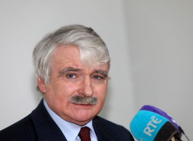Fianna Fáil TD Willie O'Dea.