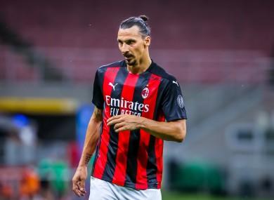 Stars like Zlatan Ibrahimovic will be coming to Tallaght Stadium.