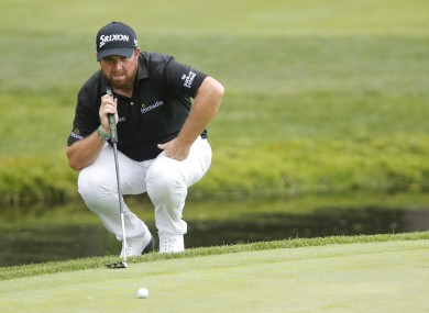 Lowry: comes into this week on the back of sixth-placed finish (file photo).
