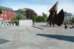 File photo. Eyre Square.