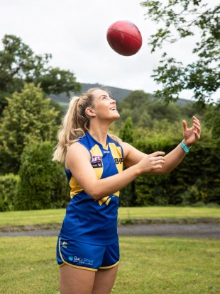 Next chapter: Aisling McCarthy has signed for West Coast Eagles.