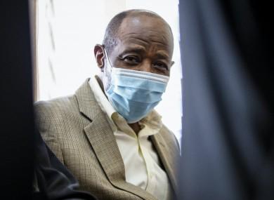 Paul Rusesabagina.