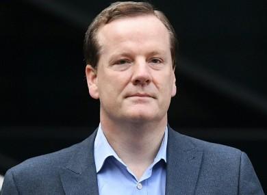 Former Dover MP Charlie Elphicke.