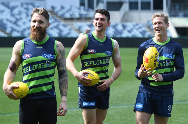 Tuohy and O'Connor are the key Irish figures as 2020 AFL finals begin tomorrow