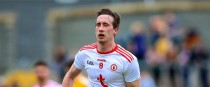 Colm Cavanagh in action for Tyrone earlier this year.