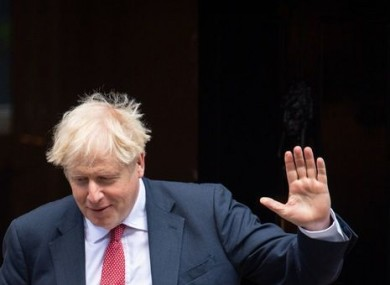 Boris Johnson's government has faced anger and dismay over the acknowledgement that the bill will breach international law.