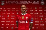 Liverpool unveiled Thiago Alcantara this afternoon.