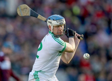 TJ Reid was amongst the goalscorers for Ballyhale.