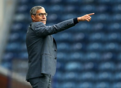 Hughton, a potential future Ireland manager, got his Forest reign off to a good start.